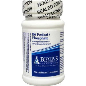 Biotics B6 Fosfaat Tabletten