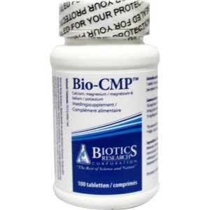 Biotics Bio-CMP Tabletten