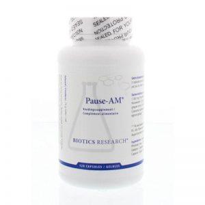 Biotics BioPause-AM Capsules