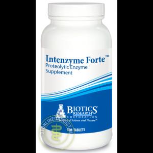 Biotics Intenzyme Forte Tabletten 500st