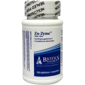 Biotics ZN-Zyme 15mg Tabletten