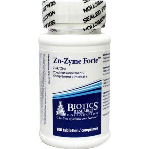 Biotics Zn-Zyme Forte Tabletten