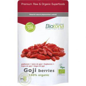 Biotona Goji Berries Organic