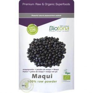 Biotona Maqui Raw Powder