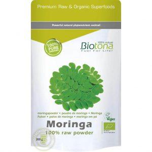 Biotona Moringa Powder Raw