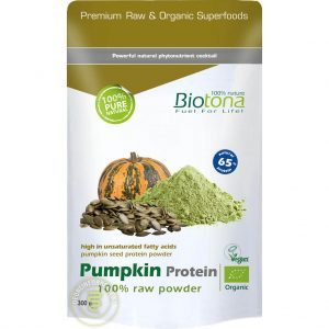 Biotona Pumpking Protein Powder Raw