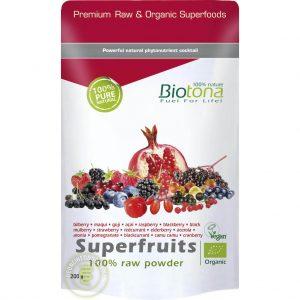 Biotona Superfruits Powder Raw