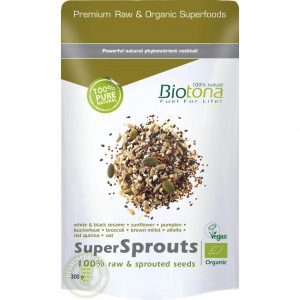Biotona Supersprouts Seeds Raw