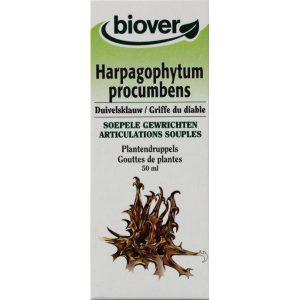 Biover Harpagophytum Procumbens - Duivelsklauw