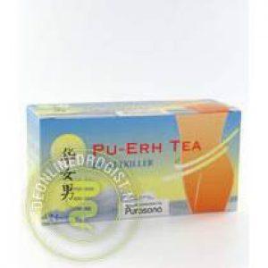 Biovita Pu Erh Tea 20st