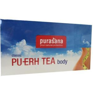 Biovita Pu Erh Tea Zakjes 96st