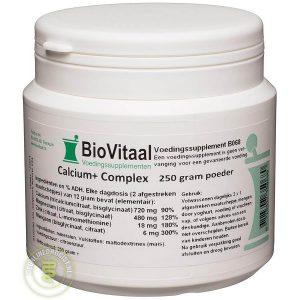 Biovitaal Calcium+ Complex Poeder