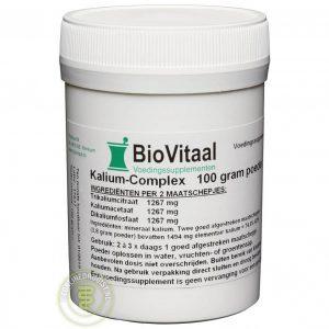 Biovitaal Kalium-Complex Poeder 100gr