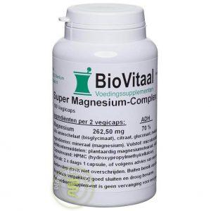 Biovitaal Super Magnesium Complex Capsules