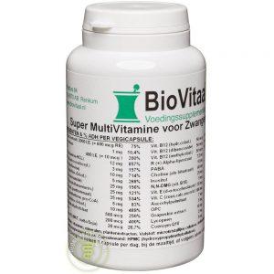 Biovitaal Super Multi Zwanger Capsules