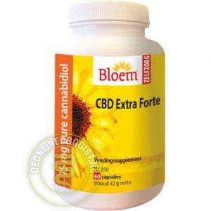 Bloem CBD Extra Forte Capsules