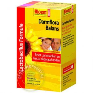 Bloem Darmflora Balans Capsules