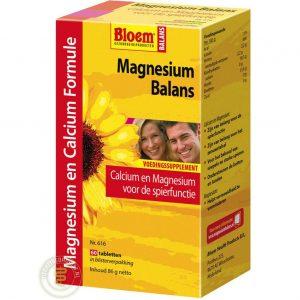 Bloem Magnesium Balans Tabletten 60st