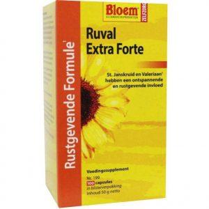 Bloem Ruval Extra Forte Capsules