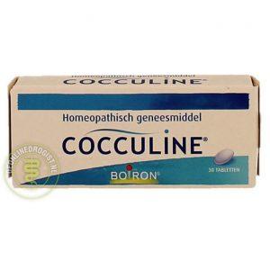 Boiron Cocculine Tabletten