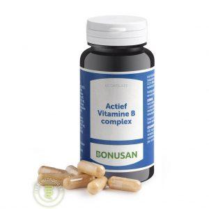 Bonusan Actief Vitamine B Complex Capsules