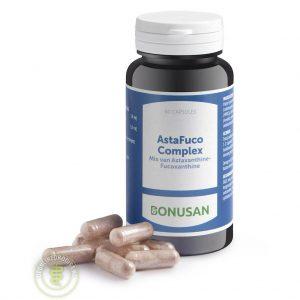 Bonusan AstaFuco Complex Capsules
