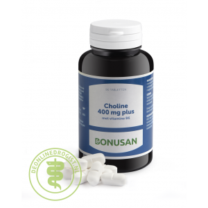 Bonusan Choline 400mg Plus