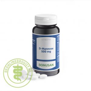 Bonusan D Mannose 500mg Tabletten 120ST