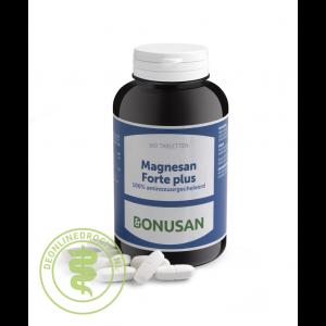 Bonusan Magnesan Forte Plus Tabletten 160st