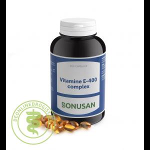 Bonusan Vitamine E-400 Complex Capsules