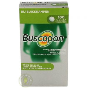 Buscopan 10mg Tabletten