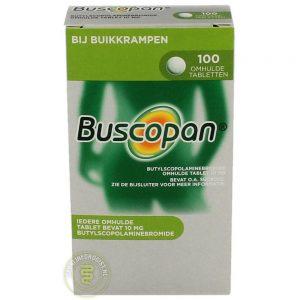 Buscopan 10mg Tabletten