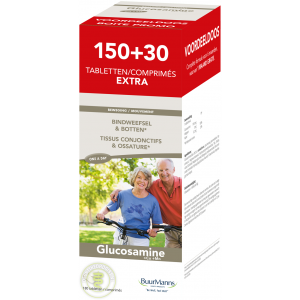 Buurmanns Glucosamine One A Day Tabletten 180st