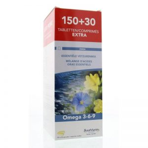 Buurmanns Omega 3-6-9 Capsules 180st