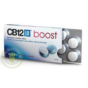 CB12 Boost Kauwgom 10st