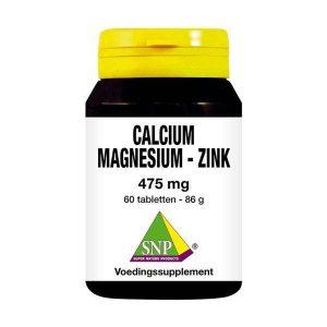 Calcium magnesium zink 475 mg