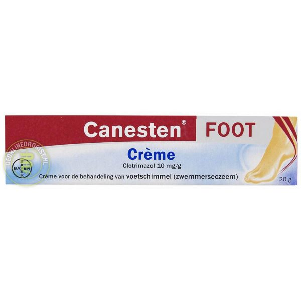 Canesten Foot Creme
