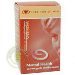 Care For Women Mental Health Capsules