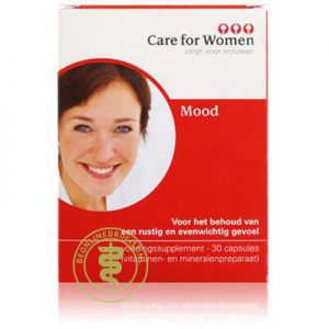 Care For Women Mood Capsules 60st