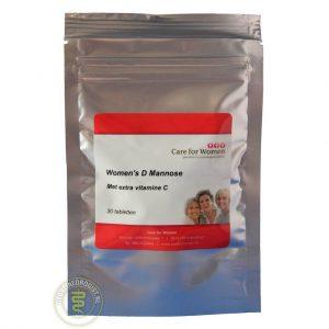 Care For Women Women's D-Mannose Tabletten 30st