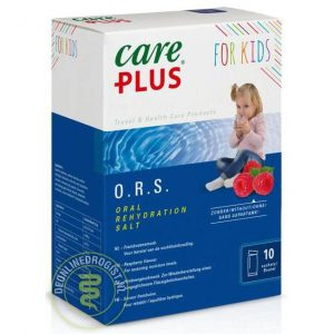 Care Plus O.R.S. for Kids Framboos