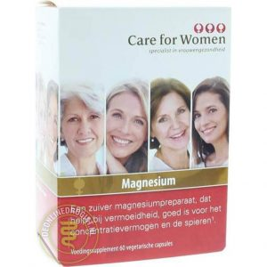 Care for Woman Magnesium Vegetarische Capsules 60st