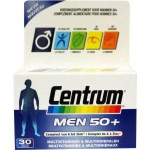Centrum Men 50+ Tabletten Duo