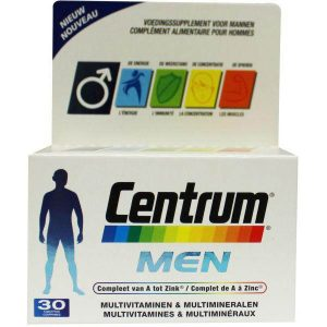Centrum Men Tabletten 30st