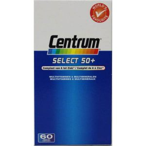 Centrum Select 50+ Tabletten 60st