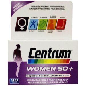 Centrum Women 50+ Tabletten Duo