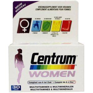 Centrum Women Tabletten 30st