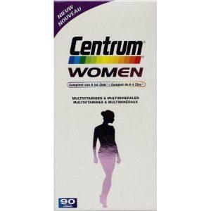 Centrum Women Tabletten 90st