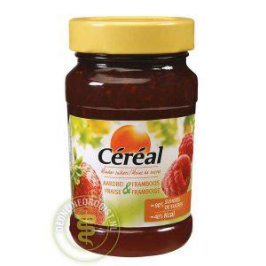 Cereal Fruitbeleg Aardbei & Framboos