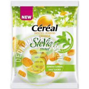 Cereal Snoepjes Orange Stevia